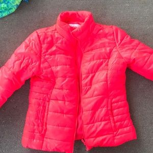 Justice Polar fleece LIKE NEW Size 16/18